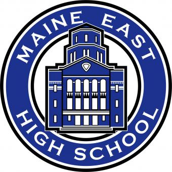 Maine East High School logo